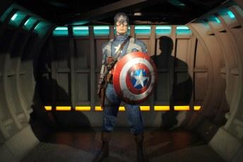 MT London Marvel Super heroes