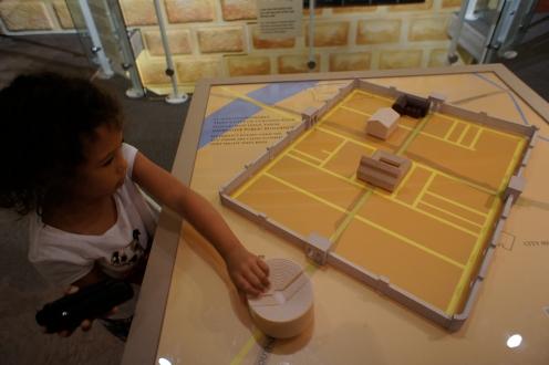 City Walls Model