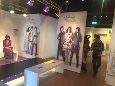 Madame Tussauds Amsterdam- Fashion