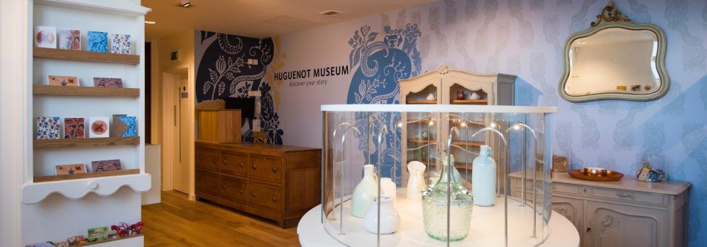 Huguenot Museum- shop