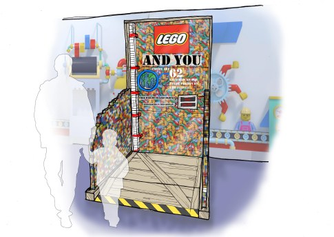 LEGO Discovery Centre Concepts