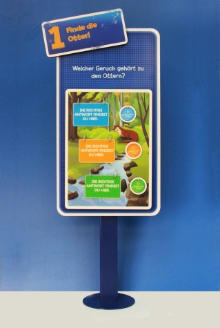 Sea Life Dive Trail Interactives International Roll-out