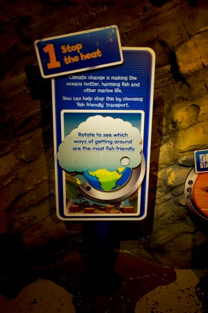Sea Life Dive Trail Interactives International Roll-outSea Life Manchester