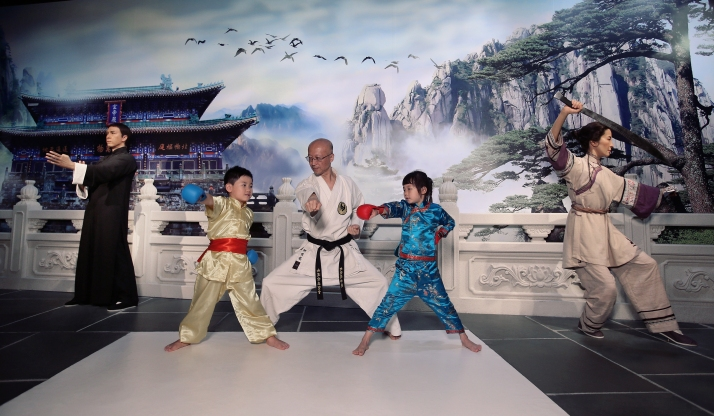 Kung Fu role play