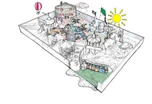 Lego DIscovery Centres - new development concept