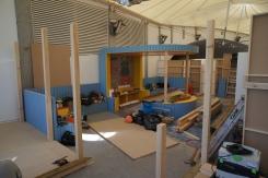 Bristol Aquarium C-Shed install
