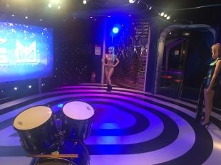 Madame Tussauds Hong Kong DIVA area