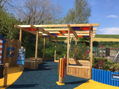 Weymouth Sensory Garden